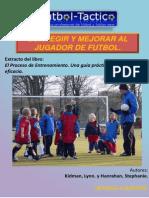 Corregir y Mejorar Al Futbolista