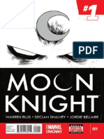 Moon Knight Exclusive Preview