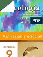 MORRIS Psicologia Cap9