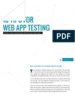 10 tips to test web applicaiton