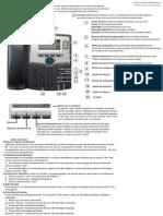 Guia Rapida Cisco IP Phone 303