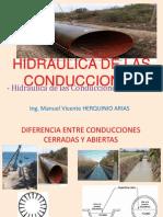 1,2 semana Hidráulica de las Conducciones (1)