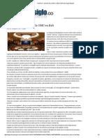 """""""Histórico"""" acuerdo de la OMC en Bali _ El Nuevo Siglo Bogota"""