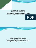 Sifat Material III 2 Sistem Multifasa