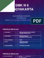 Smk n 6 Yogyakarta