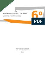 Lenguaje 6Básico Matriz de evaluación