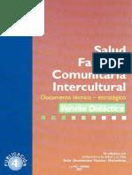 Salud Familiar Comunitaria Intercultural