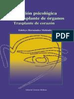 Atencion Psicologica en El Trasplante de Organos Trasplante de Corazon Cuba