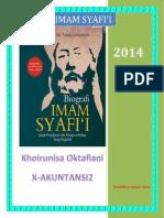 Makalah Biografi Imam Syafi'i 1