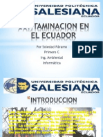 CONTAMINACION EN EL ECUADOR.pptx