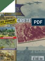 Vae Victis 22 Magazine - Wargame Crete 1941