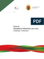 Plan de Desarrollo Mal Cordoba 11-13