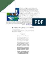 Álvaro Fernández - Poesía lírica en Longo Maï (Costa Rica, 1mar14)