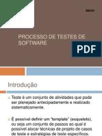 Testes de Software