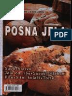 Kuharica  Posna-jela