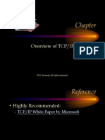 Overview of TCP-IP suite