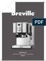 Breville ESP8XL Manual
