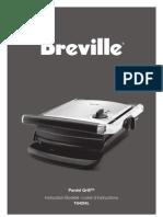 Breville TG425XL Manual