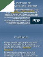 Legislacion 1er Parcial La Sociedad de Responsabilidad Limitada