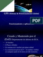 Funcionamiento Del Sistema GPS( Simple)
