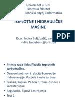 Princip Rada i Klasifikacija Toplotnih Turbomasina_1dio