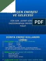 HİDROJEN ENERJİSİ ve GELECEĞİ.pdf