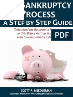 The Bankruptcy Process - A Step by Step Guide