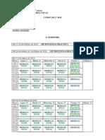 PRÁCTICAS 3º- SEGUNDO SEMESTRE 2013-2014