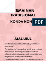 1. KONDA KONDI