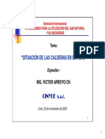Estudio Calderas Peru