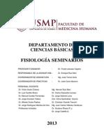 Guia de Seminario Fisiologia 2013-i