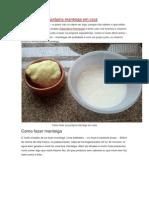 Como fazer sua própria manteiga em casa