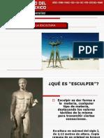 Lenguaje de La Escultura
