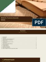 Manual SIGAA - Portal Do Discente