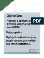 Capacitacion Gard 8000 Demex Oaxaca 3 09 2012