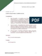 Normas Autorizacion y Control Establecimientos Alimentarios