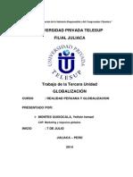 Organizacion y Funciones Del Poder Legislativo Peruano Docx 2