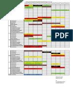 Jadwal Sem Genap 2013-2014 Update