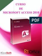 Curso de Access 2010
