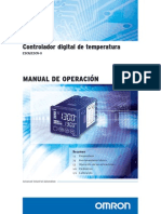 E5CN Manual Esp