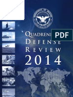 2014 Quadrennial Defense Review
