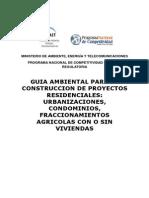 10. Guia de Buenas Practicas Para Proyectos Residenciales