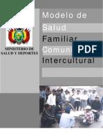 Modelo de Salud Familiar Comunitaria Intercultural