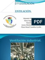 sanidad ventilacion