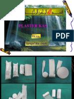CA - Oto 3 - Plaster Cast April10
