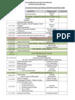 Rancangan Tahunan Pengakap 2014