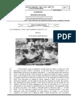 Prova-CMS- 2007 - 1 Ano Ensino Mdio- Lngua Portuguesa