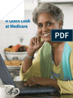 a quick look at medicare