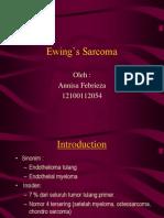 Ewing's Sarcoma Radiologi