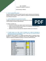 Informe 1 - ACP Santiago